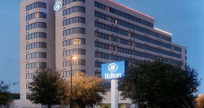 College Station Hilton — Reunion Headquarters Hotel